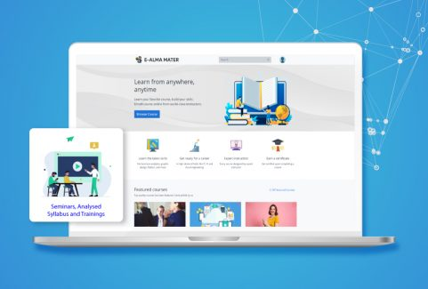 E-Alma Mater – An E-Learning Management System